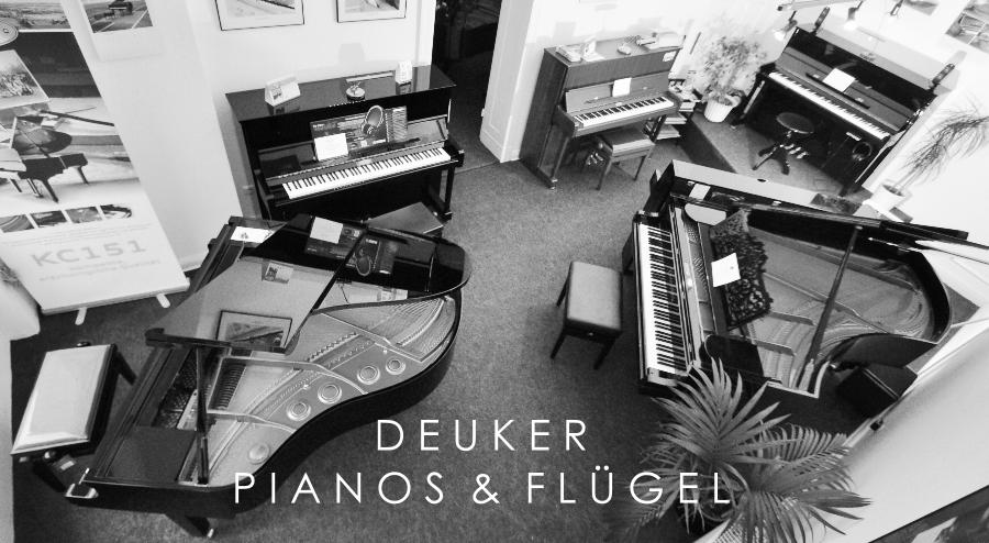 Deuker Pianos & Flügel